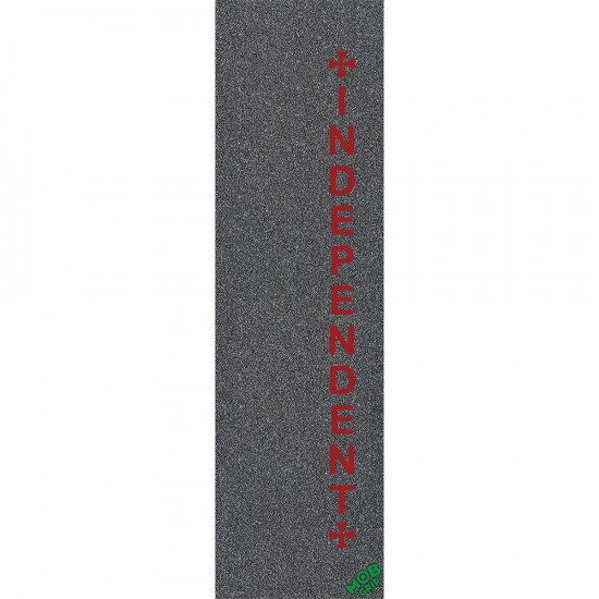 Mob X Independent Grip Tape - Red Vertical