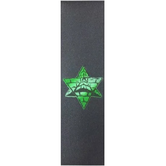 Pyramid Country Green Logo Griptape