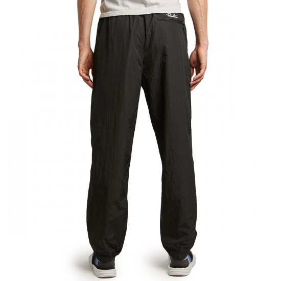 Primitive Creped Warm Up Pants - Black