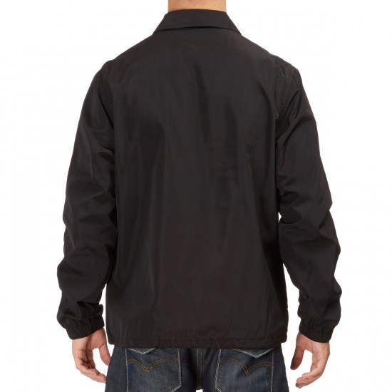Primitive Condensed Coach Jacket - Black