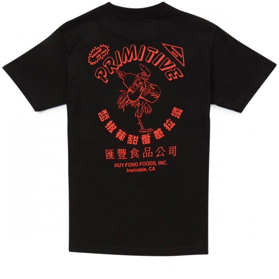 Primitive x Huy Fong Foods T-Shirt - Black