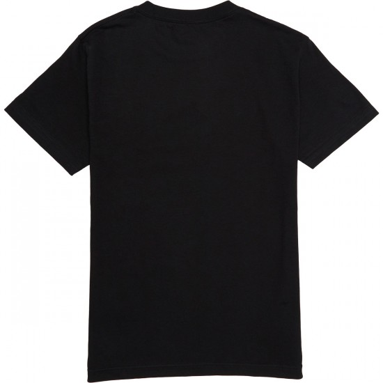 Primitive Need Space T-Shirt - Black