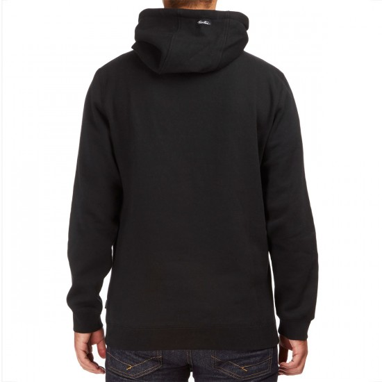 Primitive Arched Pullover Hoodie - Black