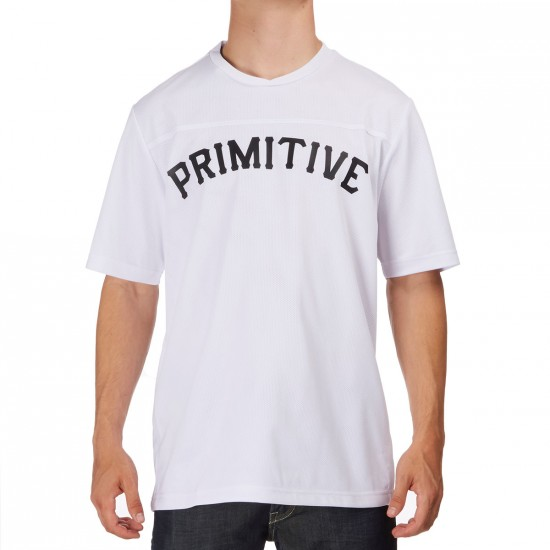 Primitive Worldwide Soccer Jersey - White