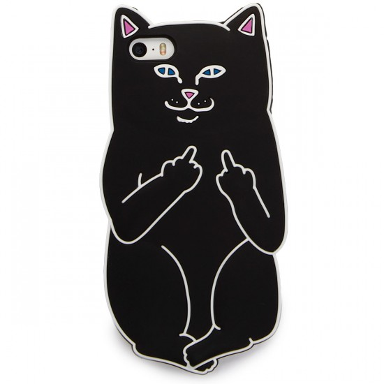 Rip N Dip Lord Nermal iPhone 6/6s Phone Case - Black