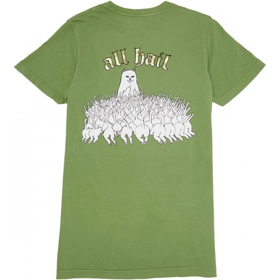 RIPNDIP All Hail T-Shirt - Green