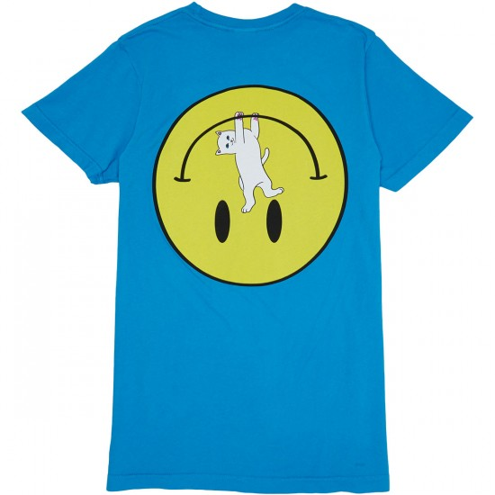 RIPNDIP Everything'll Be OK T-Shirt - Blue