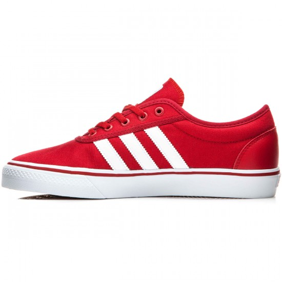 Adidas adi Ease Shoes - Red/White/Red - 10.0