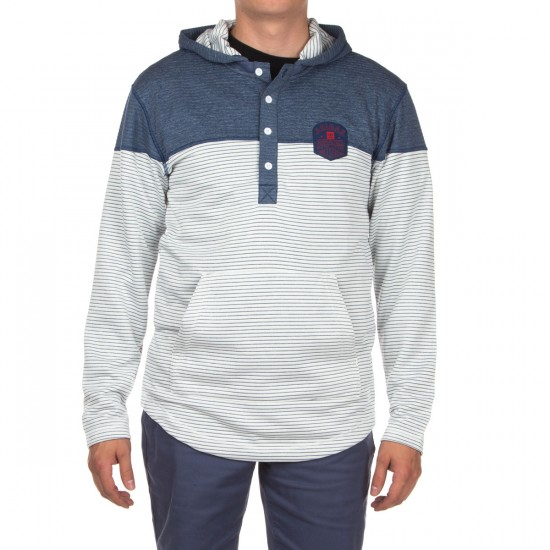 Adidas AS Pre Hoodie - Faded Ink/Core Heather