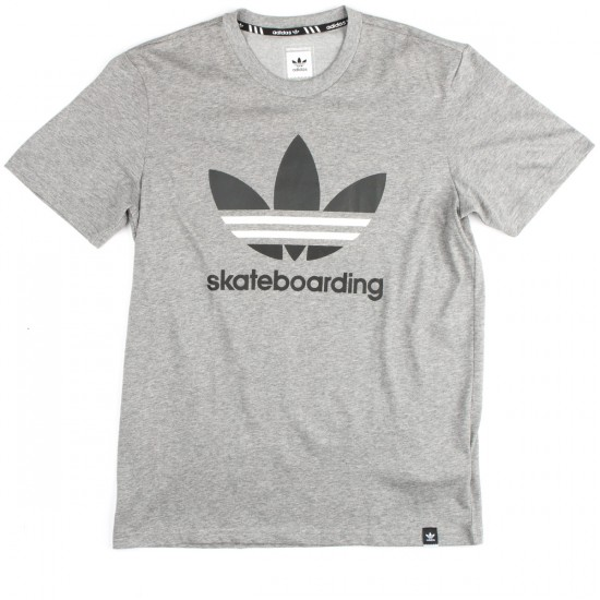 Adidas Clima 3.0 T-Shirt - Core Heather