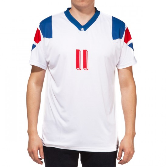 Adidas Copa France Jersey - White
