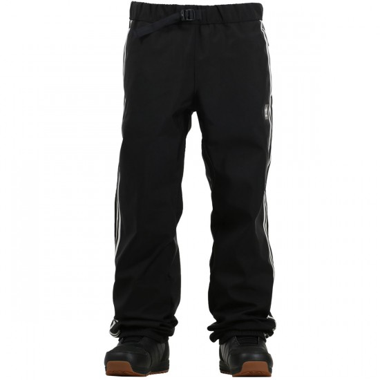 Adidas Lazy Man Snowboard Pants - Black Melange