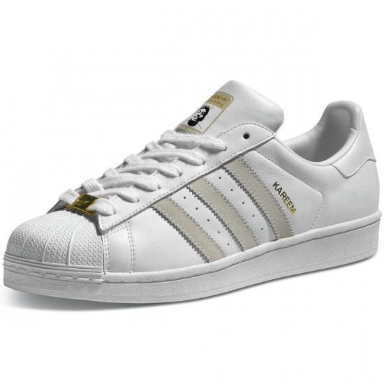 1fec3a48de2 Adidas Superstar RT Shoes - White White White