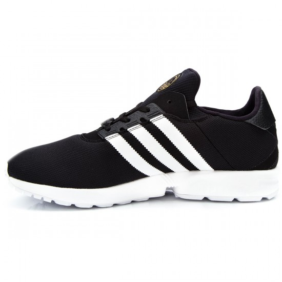 Adidas Zx Gonz Shoes - Black/White/Black - 6.0