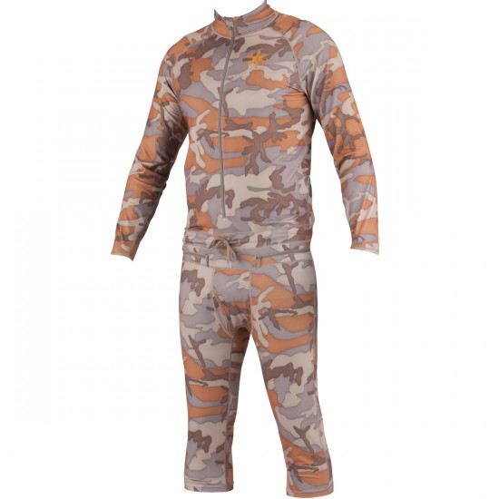 Airblaster Hoodless Ninja Suit Base Layer 2015 - Duckhunter Camo