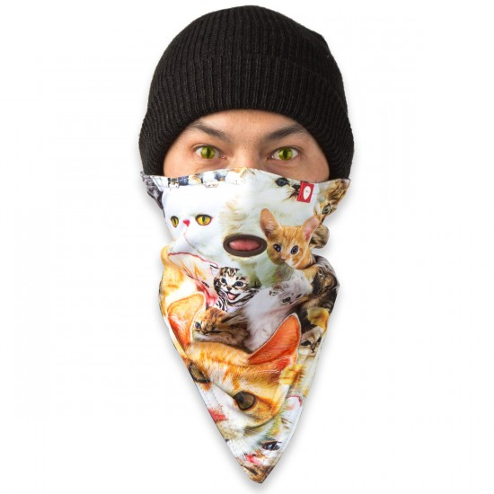 Airhole Standard Face Mask - Meow