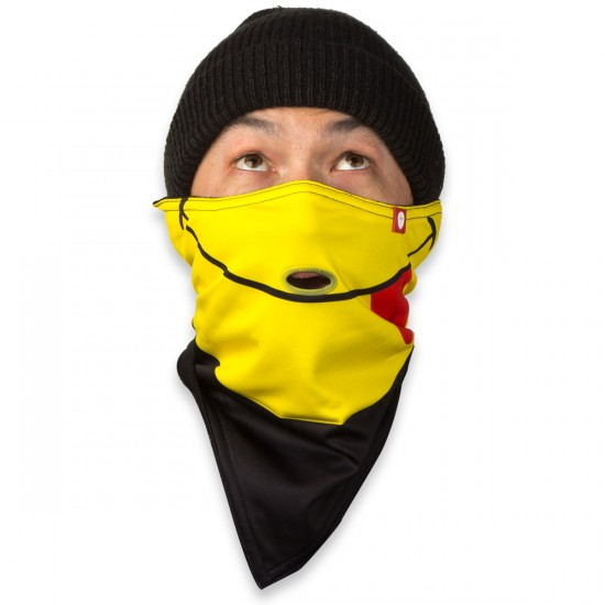 Airhole Standard Face Mask - Smiley