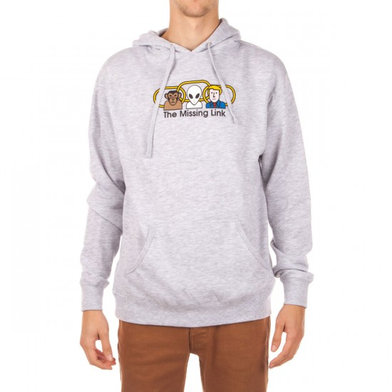 Alien Workshop Missing Link Hoodie - Grey