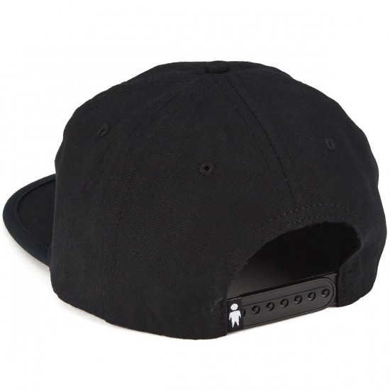 Alien Workshop OG Canvas Hat - Black