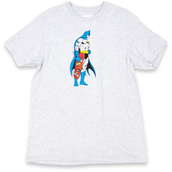 Almost Batman Mall Grab T-Shirt - Heather Grey