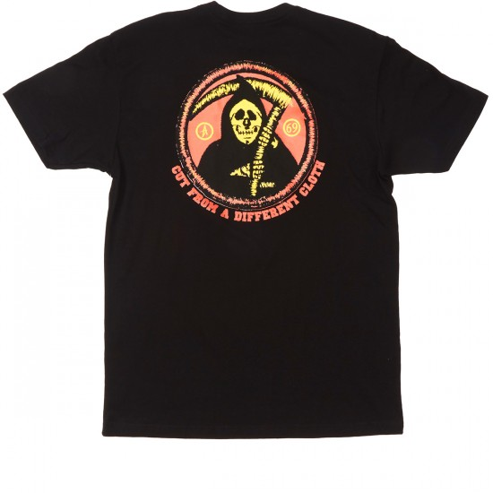 Altamont Death Patch T-Shirt - Black
