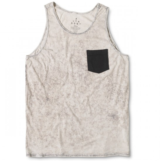 Altamont Drop Cloth Pocket Tank Top - Bone