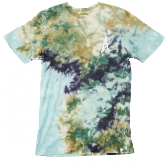 Altamont Electric Clouds Decade T-Shirt - Yellow