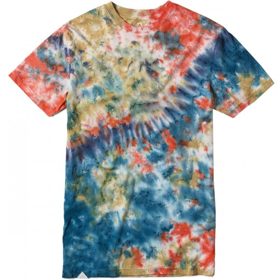Altamont Electric Clouds T-Shirt - Gold