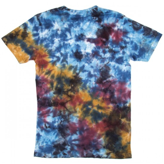 Altamont Electric Clouds T-Shirt - Royal