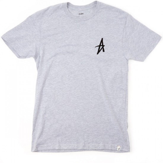Altamont Mini Decade Icon T-Shirt - Grey/Heather