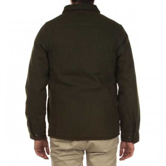 Altamont Nihara Long Sleeve Woven Shirt - Olive