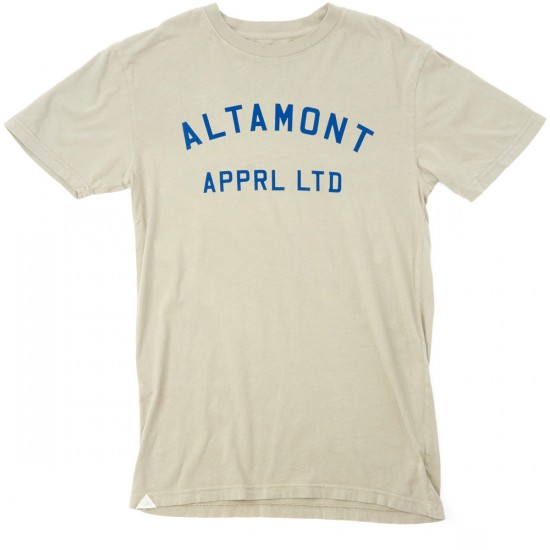 Altamont Nongame T-Shirt - Grey/Navy
