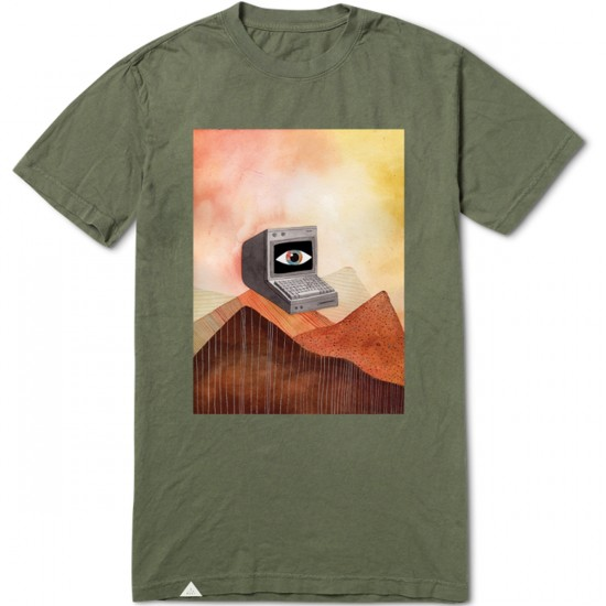 Altamont Watching You T-Shirt - Military