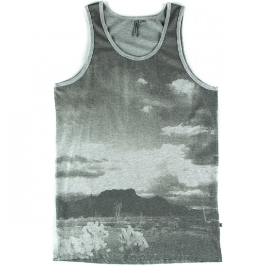 Ambig Arizona Printed Tank Top - Grey
