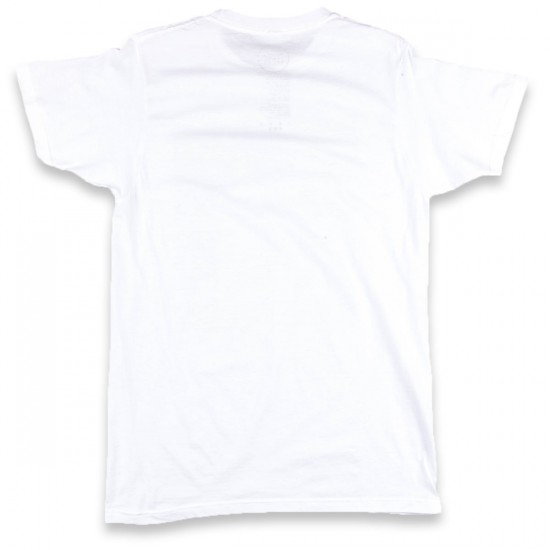 Ambig Four On The Floor Photo T-Shirt - White