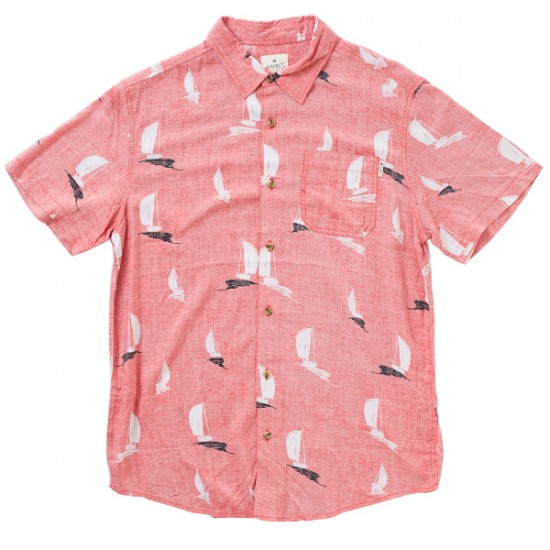 Ambig Orlando Shirt - Red