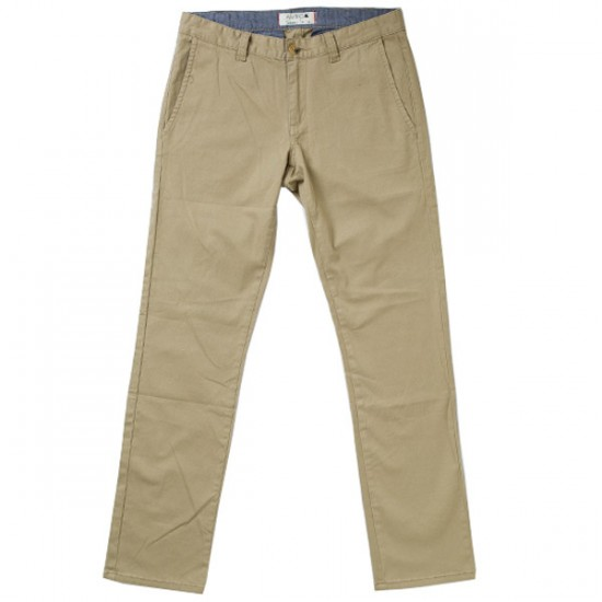 Ambig Pressure Drop Gripper Pants - Khaki