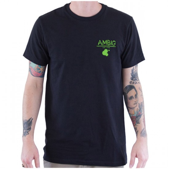 Ambig Salty T-Shirt - Black