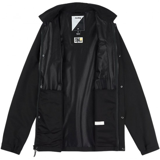 Analog Foxhole Snowboard Jacket - True Black