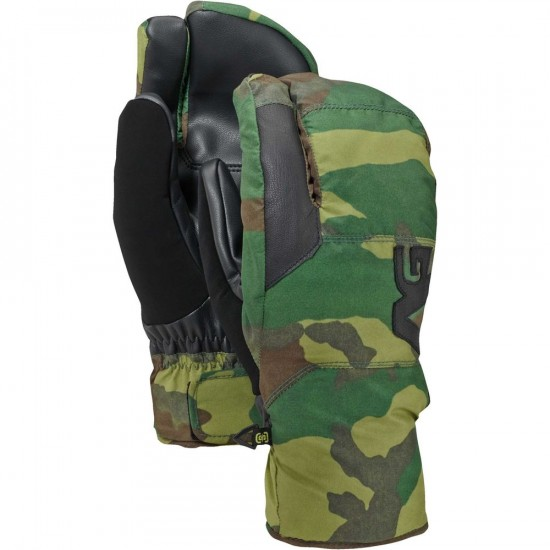 Analog Gore-Tex Acme Mitt Snowboard Gloves - Surplus Camo