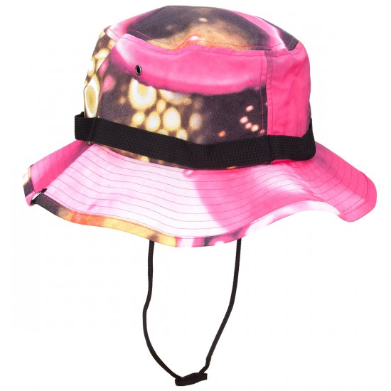 Analog Jungle Bucket Hat - Acid Camo