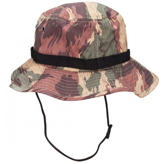 Analog Jungle Bucket Hat - Water Camo