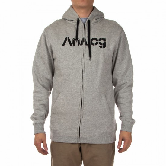 Analog Mobilize Hoodie - Heather