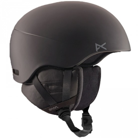 Anon Optics Helo 2.0 Snowboard Helmet - Black
