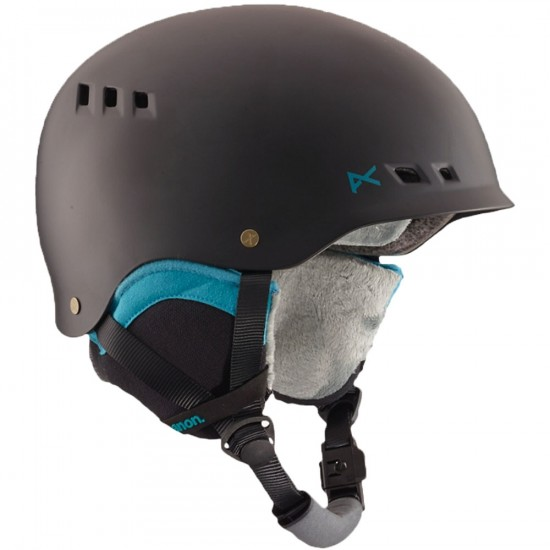 Anon Optics Wren Womens Snowboard Helmet - Black