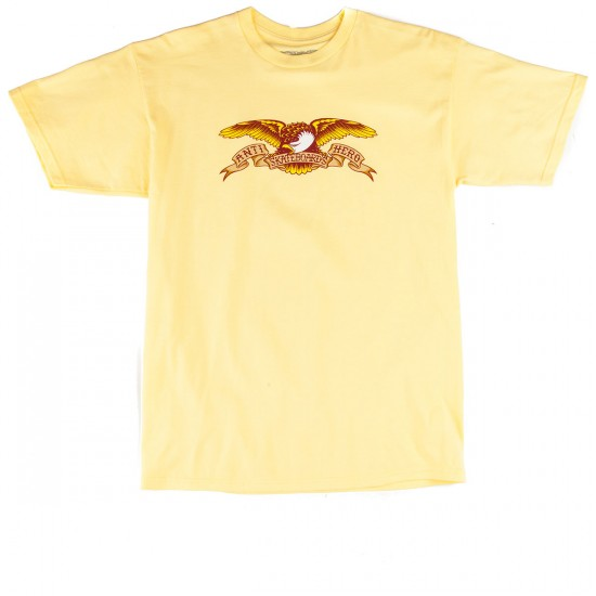 Anti-Hero Eagle   T-Shirt - Banana