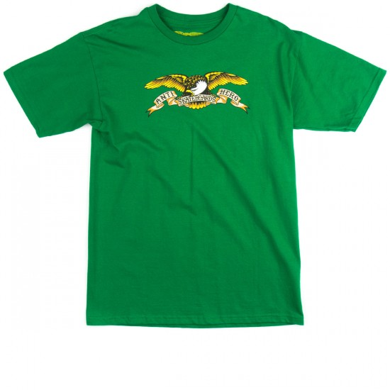 Anti Hero Eagle T-Shirt - Kelly