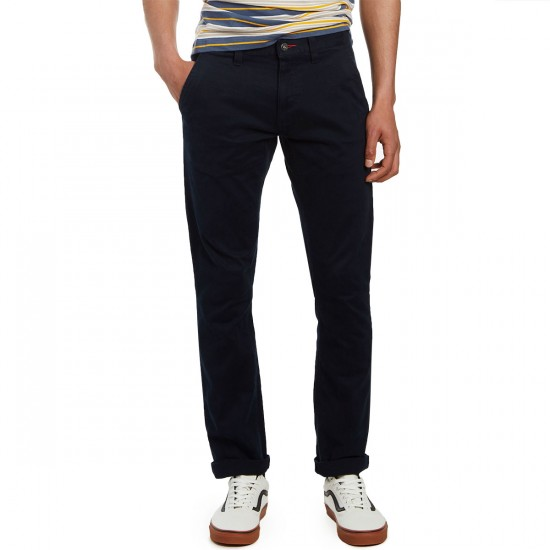 CCS Straight Fit Chino Pants - Navy