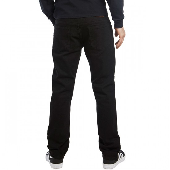 CCS Banks Slim Fit Jeans - Black - 28 - 30