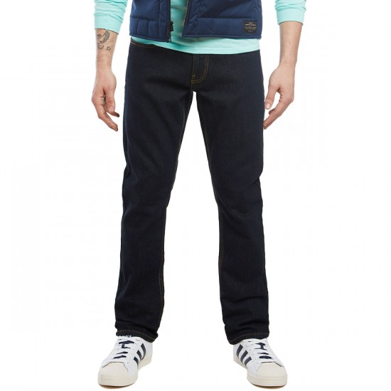 CCS Banks Slim Fit Jeans - Dark Indigo - 28 - 30